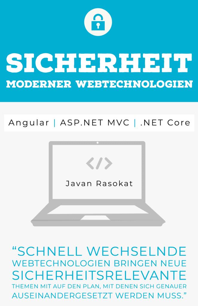 Sicherheit moderner Webtechnologien Cover
